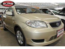 2004 Toyota Vios (ปี 02-07) J 1.5 AT Sedan