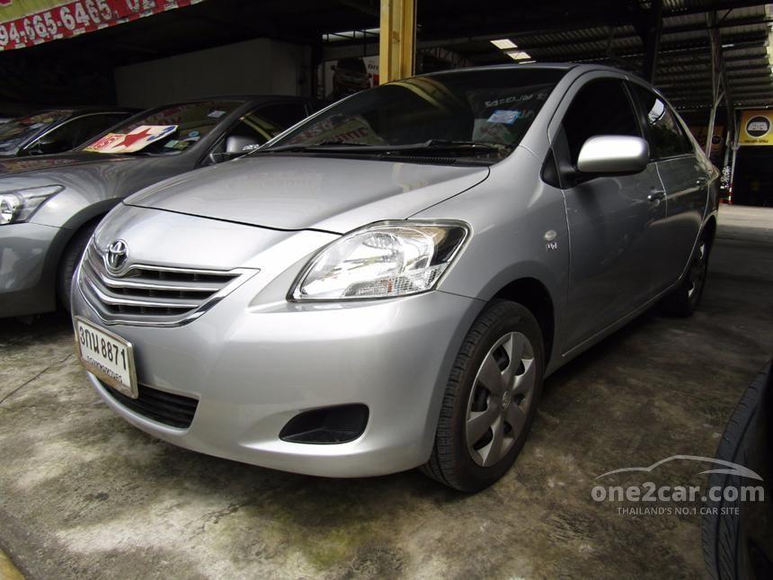 2012 Toyota Vios J Sedan
