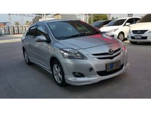 2007 Toyota Vios (ปี 07-13) S Limited 1.5 AT Sedan