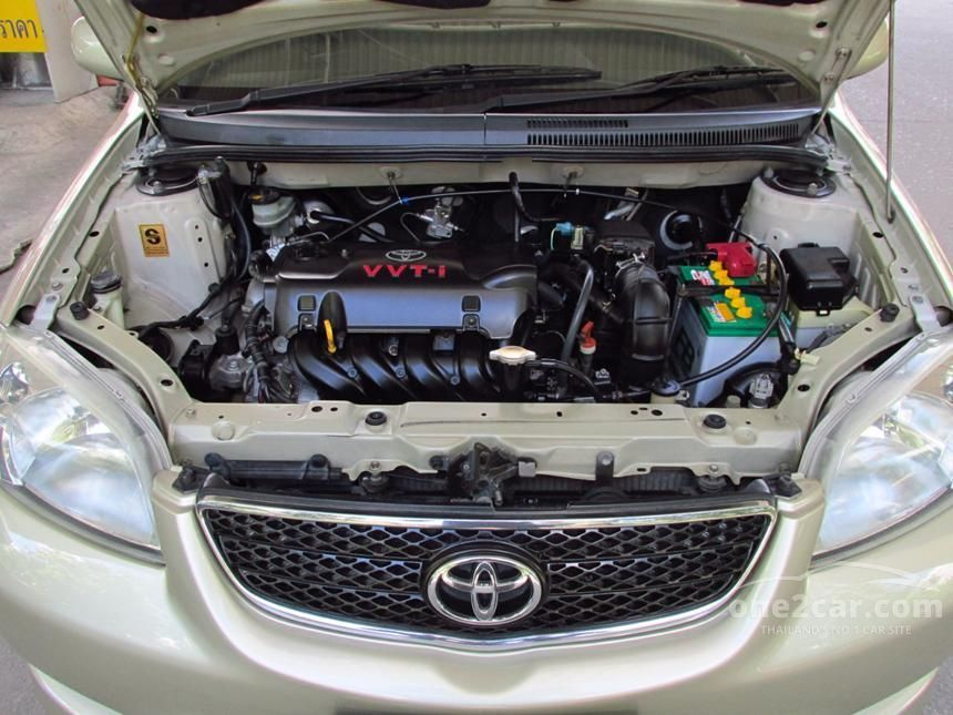 2004 Toyota Vios S Sedan