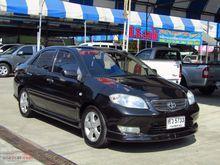 2005 Toyota Vios (ปี 02-07) S 1.5 AT Sedan