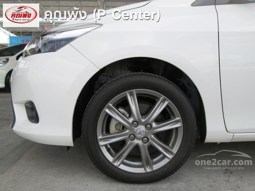 2013 Toyota Vios S Sedan