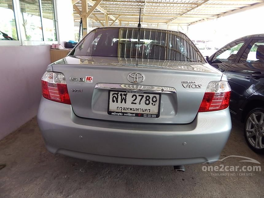 2006 Toyota Vios S Sedan