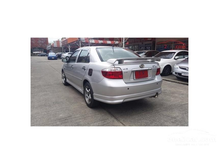 2005 Toyota Vios S Sedan