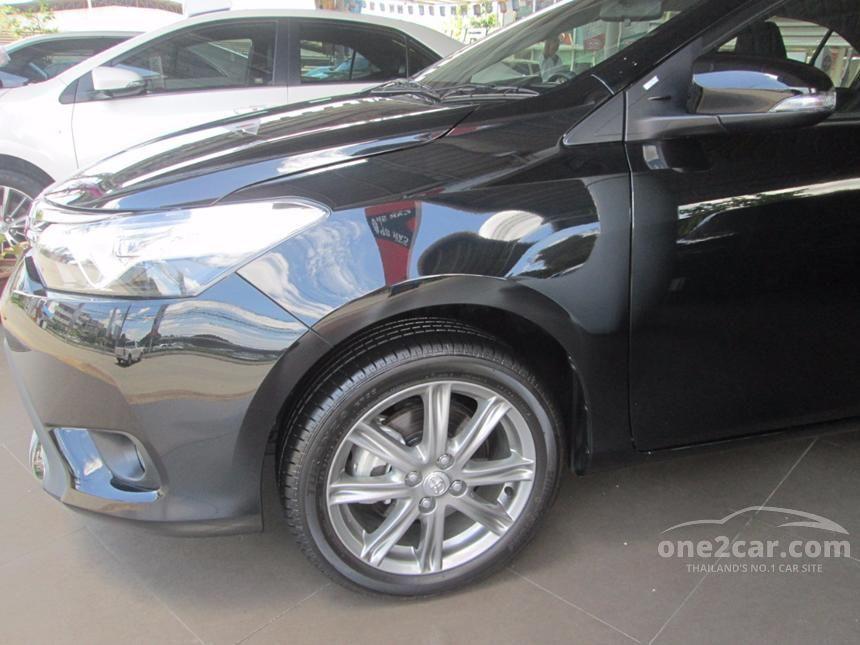 2015 Toyota Vios S Sedan