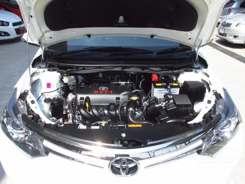 2014 Toyota Vios S Sedan
