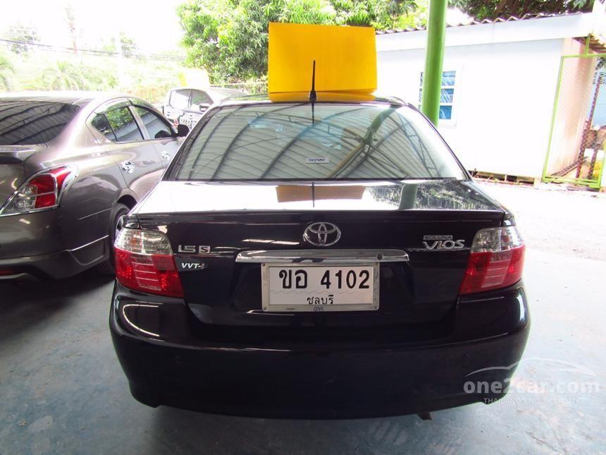2006 Toyota Vios S Sedan