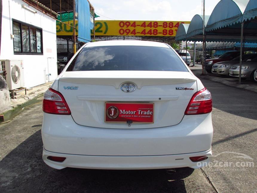 2010 Toyota Vios TRD Sedan