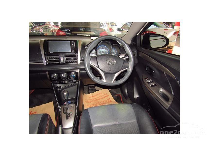 2014 Toyota Vios TRD Sedan