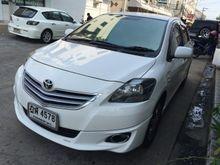 2012 Toyota Vios (ปี 07-13) TRD 1.5 AT Sedan