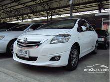 2011 Toyota Vios (ปี 07-13) TRD 1.5 AT Sedan