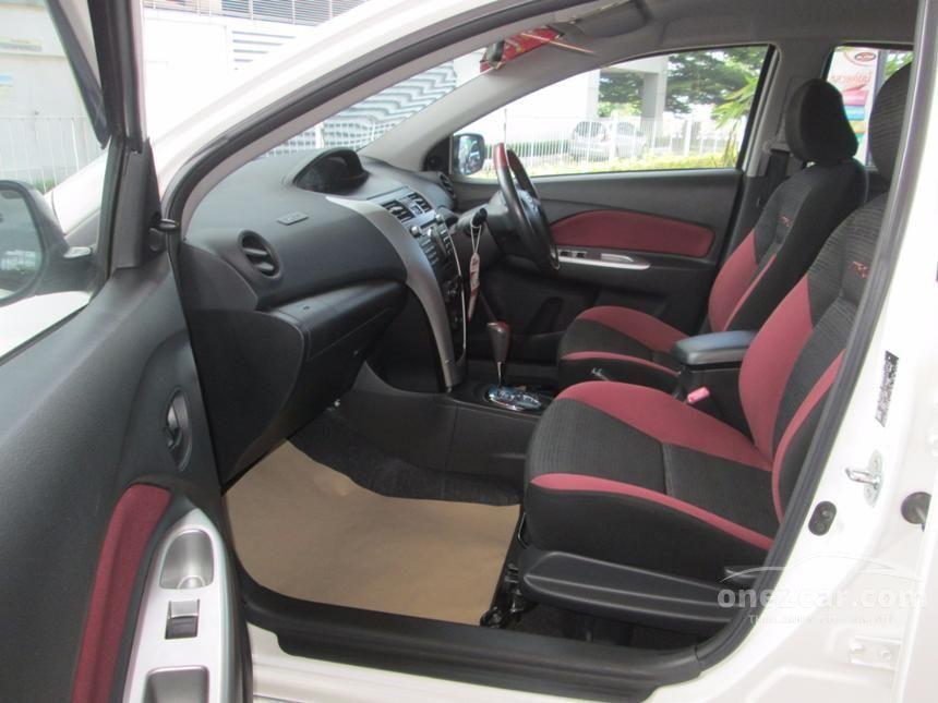 2011 Toyota Vios TRD Sedan
