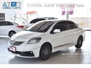 2013 Toyota Vios 1.5 (ปี 07-13) TRD Sportivo Sedan