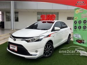 2016 Toyota Vios 1.5 (ปี 13-17) TRD Sportivo Sedan AT