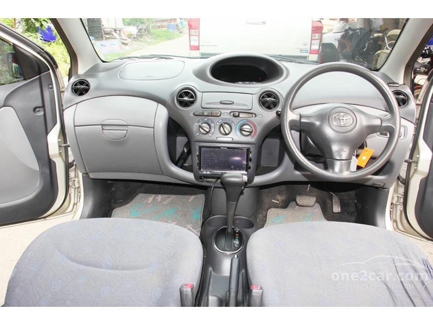2011 Toyota Vitz Hatchback