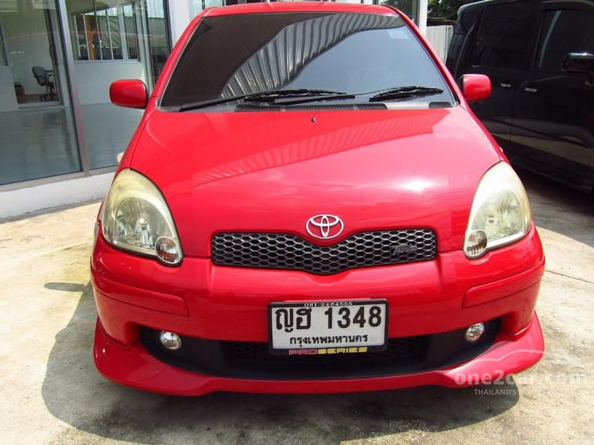 2005 Toyota Vitz RS Turbo Hatchback