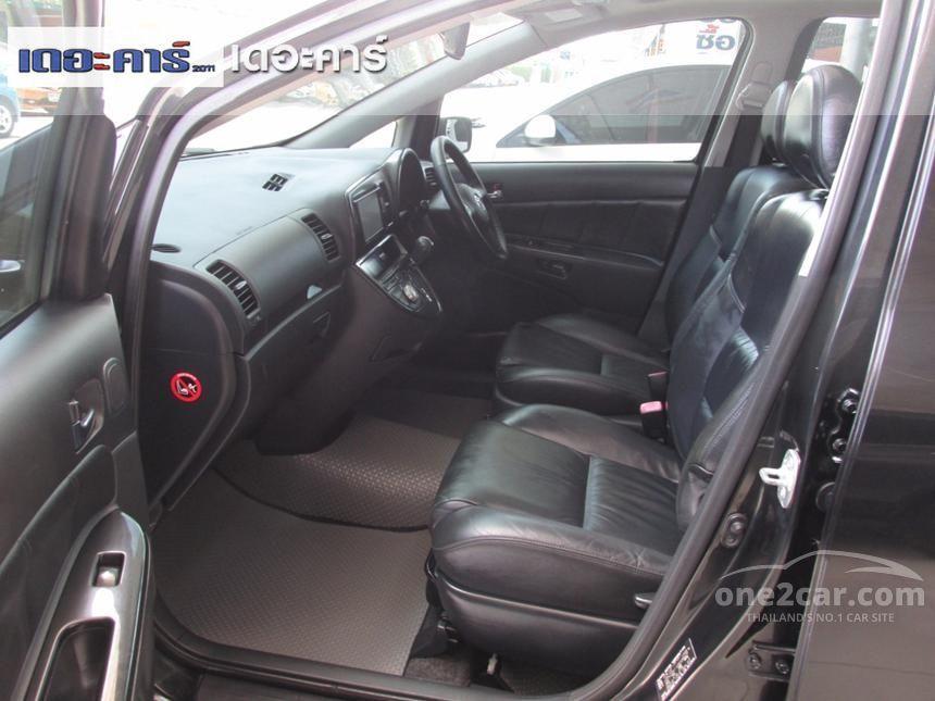 2007 Toyota Wish Q Limited Wagon