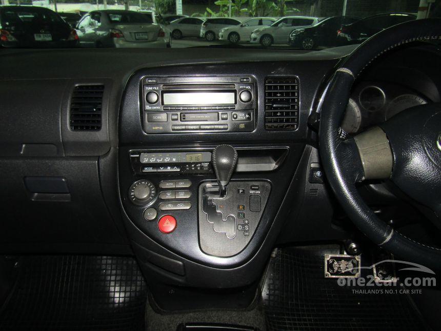 2004 Toyota WISH Q Limited Wagon