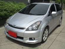 2004 Toyota WISH (ปี 03-10) Q Limited 2.0 AT Wagon