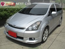 2004 Toyota WISH (ปี 03-10) Q Limited 2.0 AT Wagon
