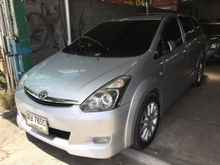 2006 Toyota WISH (ปี 03-10) Q Limited 2.0 AT Wagon