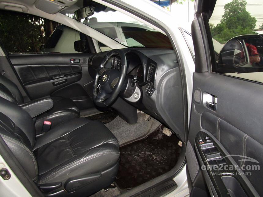 2005 Toyota Wish Q Wagon
