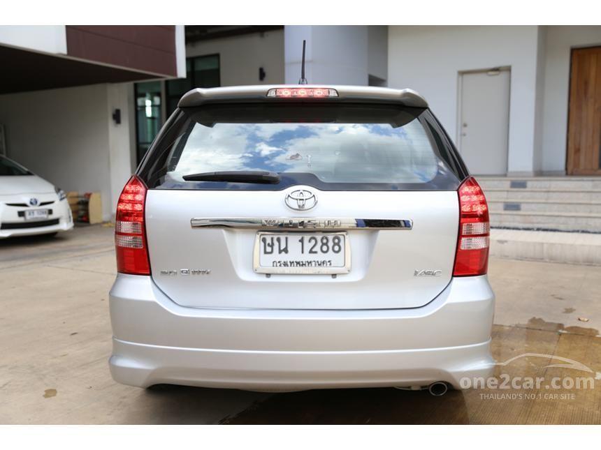 2004 Toyota Wish Q Wagon
