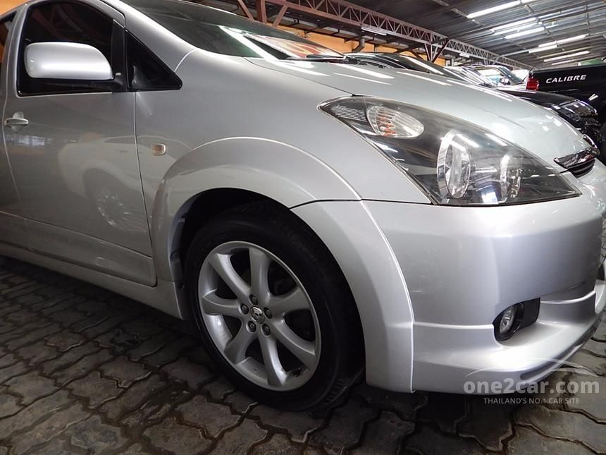 2004 Toyota Wish Q Wagon