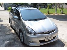 2008 Toyota Wish (ปี 03-10) Q 2.0 AT Wagon