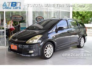 2006 Toyota Wish 2.0 (ปี 03-10) Q Wagon