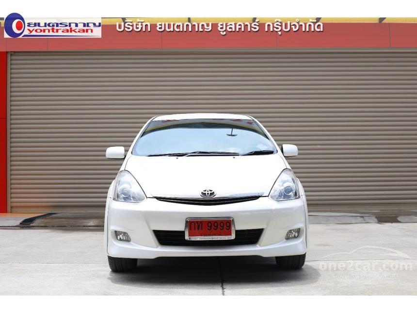 2008 Toyota Wish ST2 Wagon