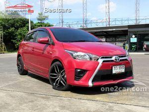 2014 Toyota Yaris 1.2 (ปี 13-17) E Hatchback AT