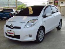 2013 Toyota Yaris (ปี 06-13) E 1.5 AT Hatchback