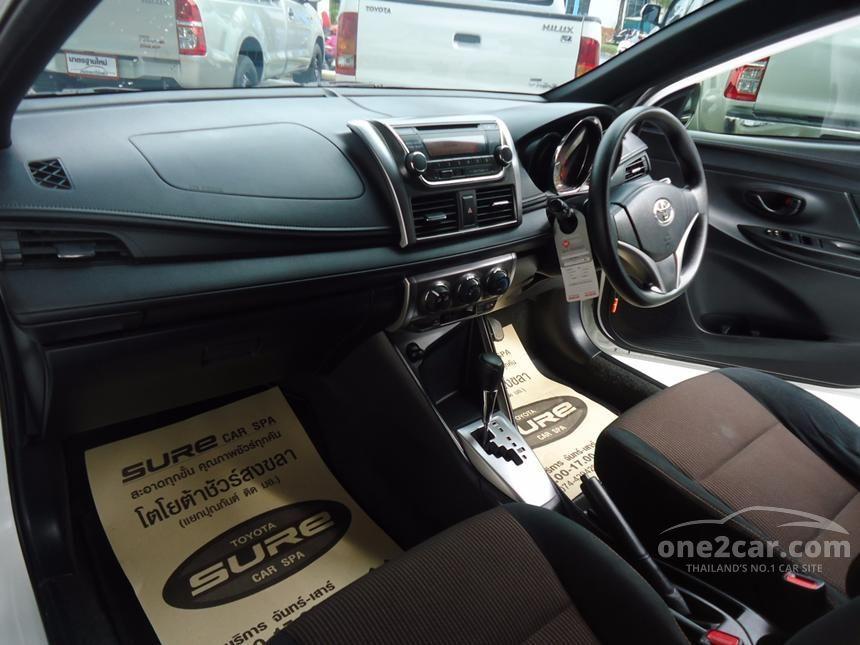 2013 Toyota Yaris E Hatchback