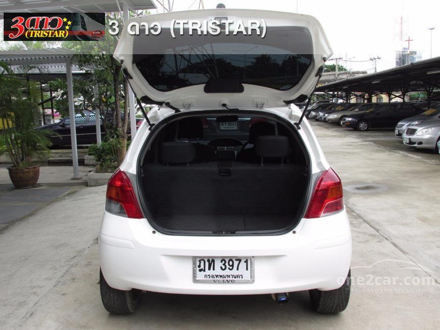 2010 Toyota Yaris E Hatchback