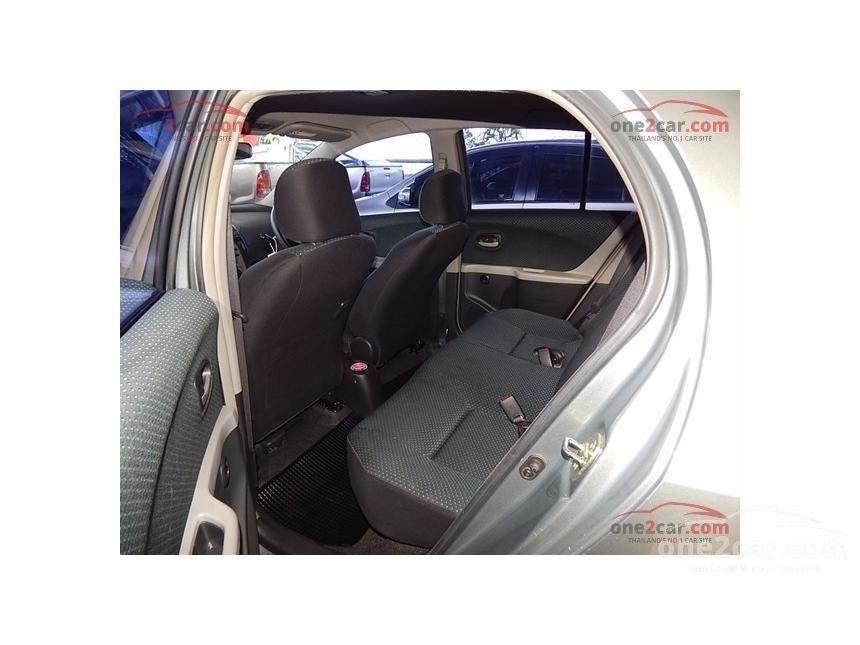 2007 Toyota Yaris E Hatchback