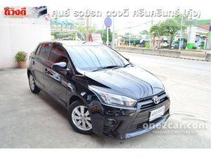 2015 Toyota Yaris 1.2 (ปี 13-17) E Hatchback AT