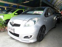 2006 Toyota Yaris (ปี 06-13) E 1.5 AT Hatchback