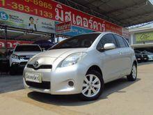 2012 Toyota Yaris (ปี 06-13) E 1.5 AT Hatchback