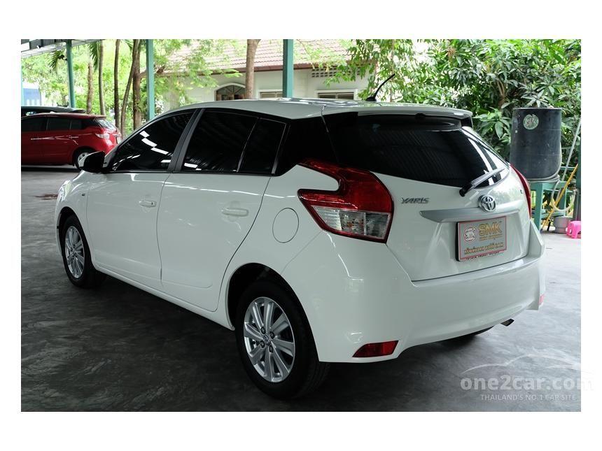 2014 Toyota Yaris E Hatchback