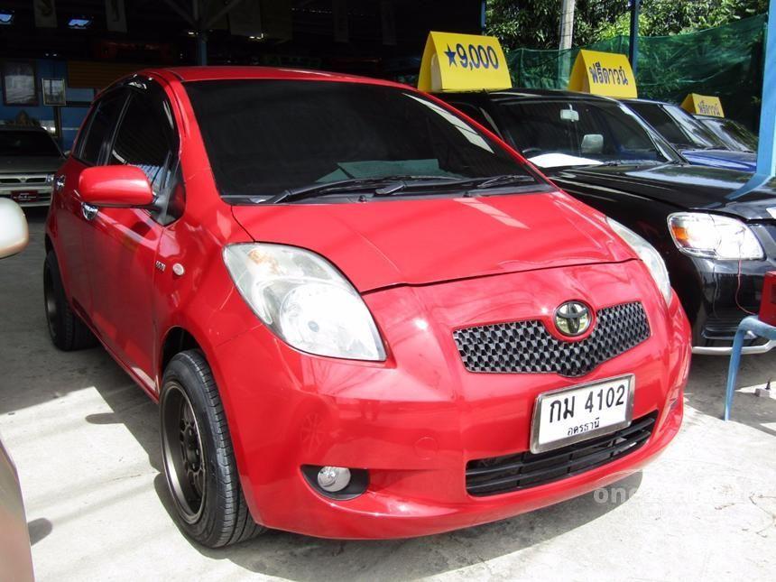 2006 Toyota Yaris E Hatchback