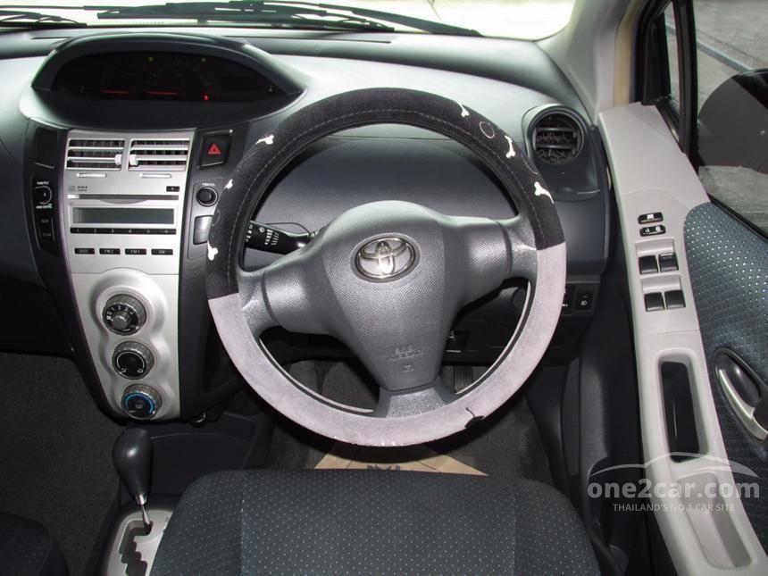 2009 Toyota Yaris E Hatchback
