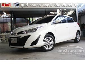2019 Toyota Yaris 1.2 (ปี 13-17) E Hatchback AT