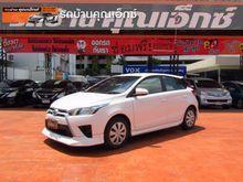 2013 Toyota Yaris (ปี 13-17) E 1.2 AT Hatchback