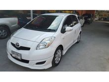 2012 Toyota Yaris (ปี 06-13) E 1.5 MT Hatchback