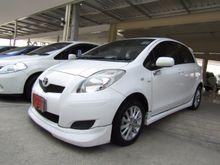 2011 Toyota Yaris (ปี 06-13) E 1.5 AT Hatchback