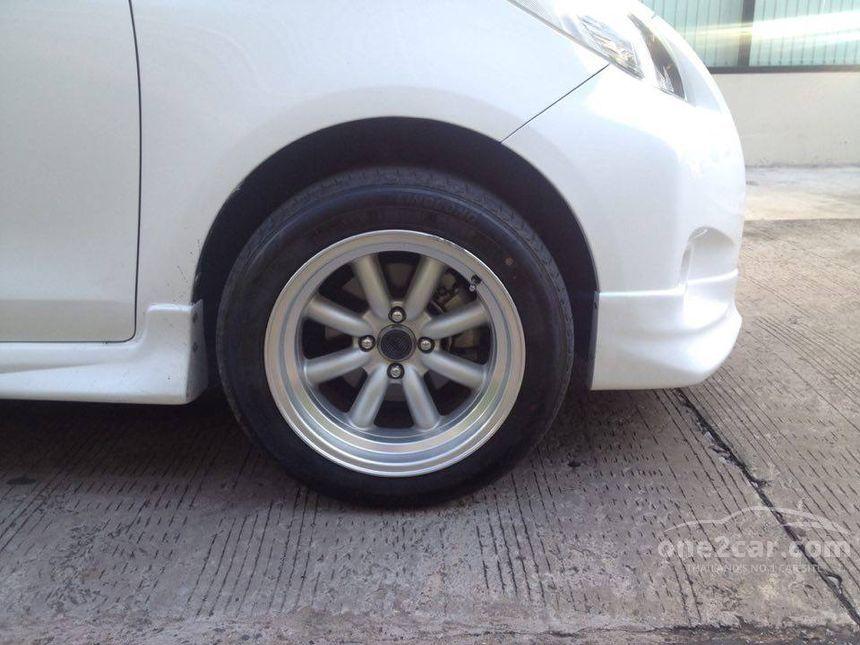 2012 Toyota Yaris E Hatchback