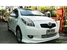 2007 Toyota Yaris (ปี 06-13) E Limited 1.5 AT Hatchback