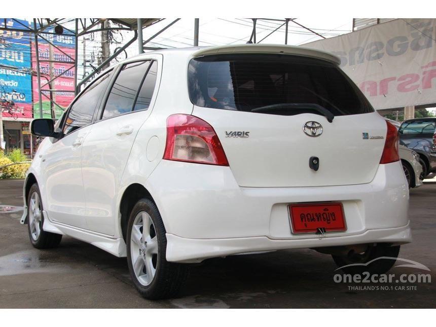 2007 Toyota Yaris E Limited Hatchback