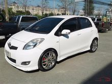 2010 Toyota Yaris (ปี 06-13) E Limited 1.5 AT Hatchback